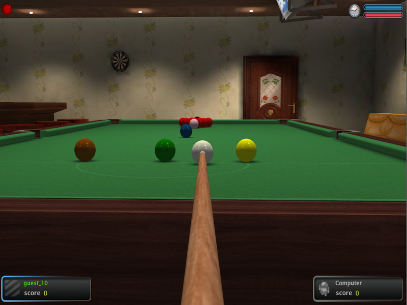 Poolians Real Snooker 3D
