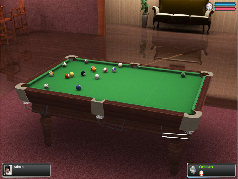 Windows 8 Poolians Real Pool 3D full